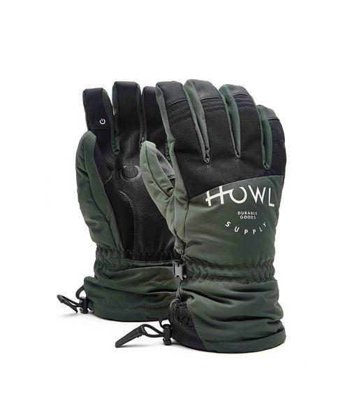 Howl Team Glove Green 2018