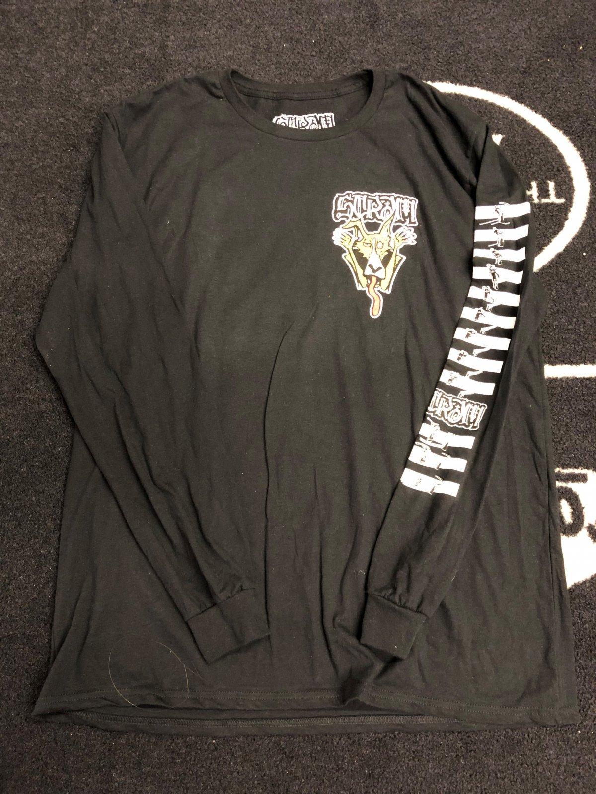 Scram Keenan l/s shirt Black