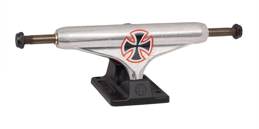 Independent Stage 11 159 Hollow Wes Kremer Speed Two Silver Matte Black sewt of 2