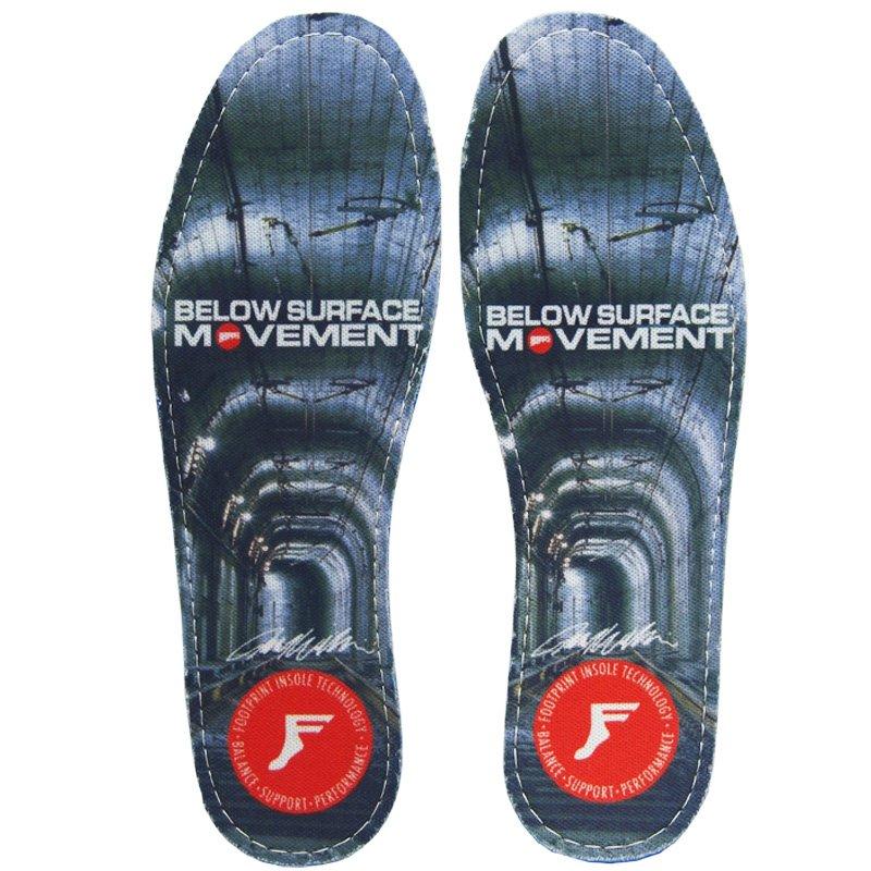 Footprint Kingfoam Flat Insoles Hopps colab
