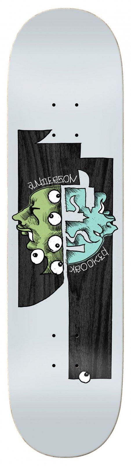 Krooked Manderson tuface 8.38 x 32