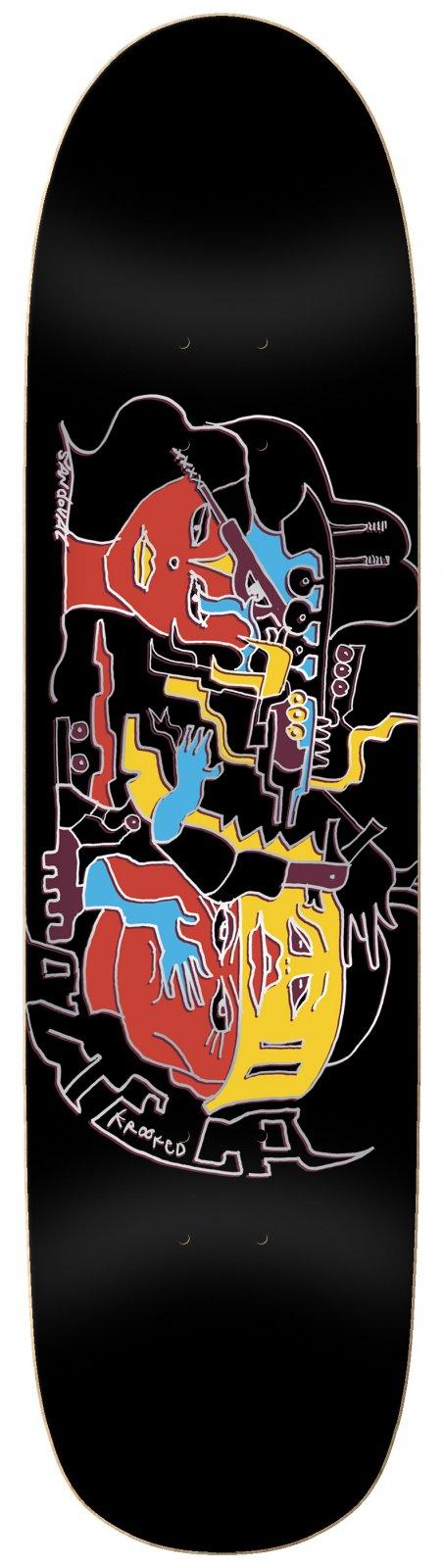 Krooked Sandoval Azteca 8.25 x 32