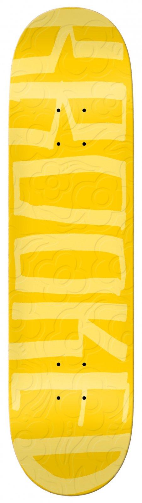 Krooked Mono Slick Yellow 8.25 x 32