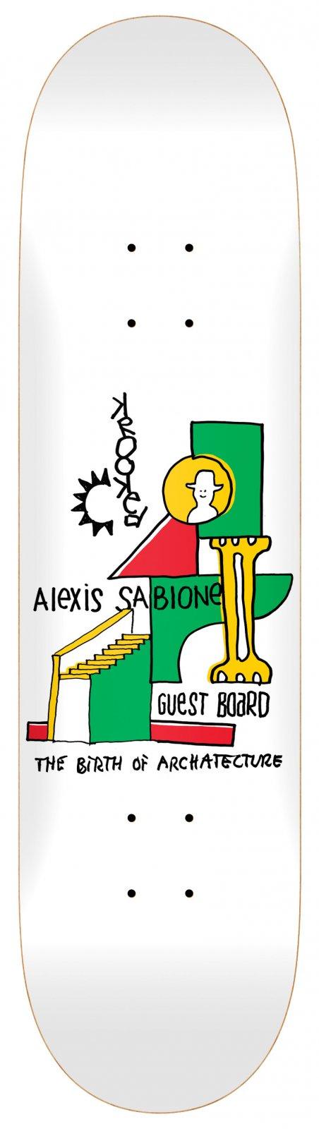 Krooked Alexis Sablone Guest 8.25 x 32