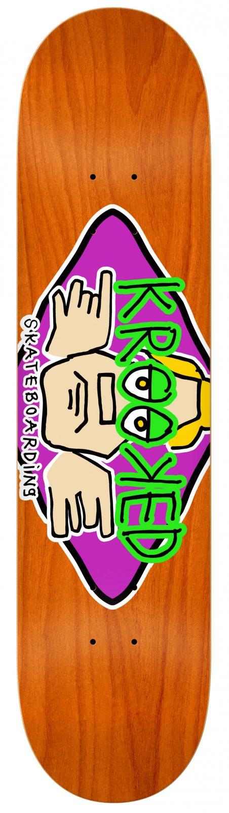 Krooked Arketype 8.25 x 32