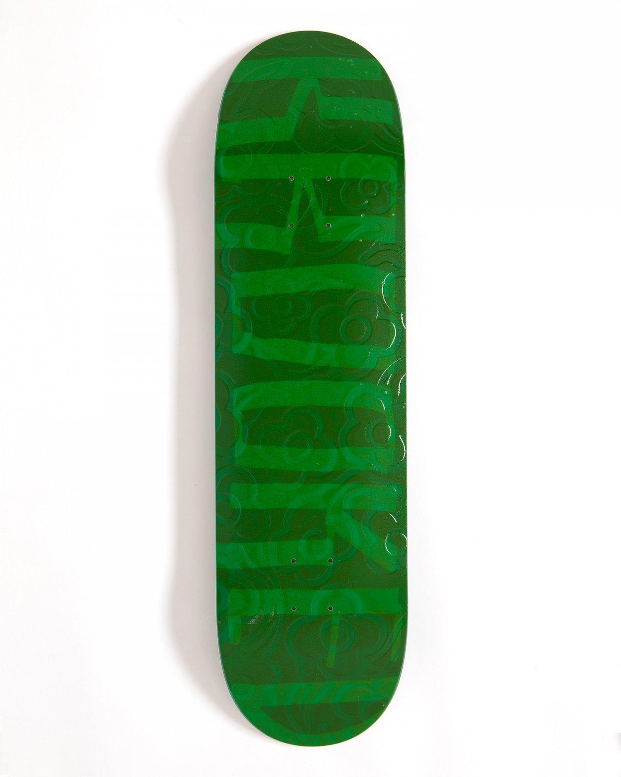 Krooked Mono Slick Green 8.5
