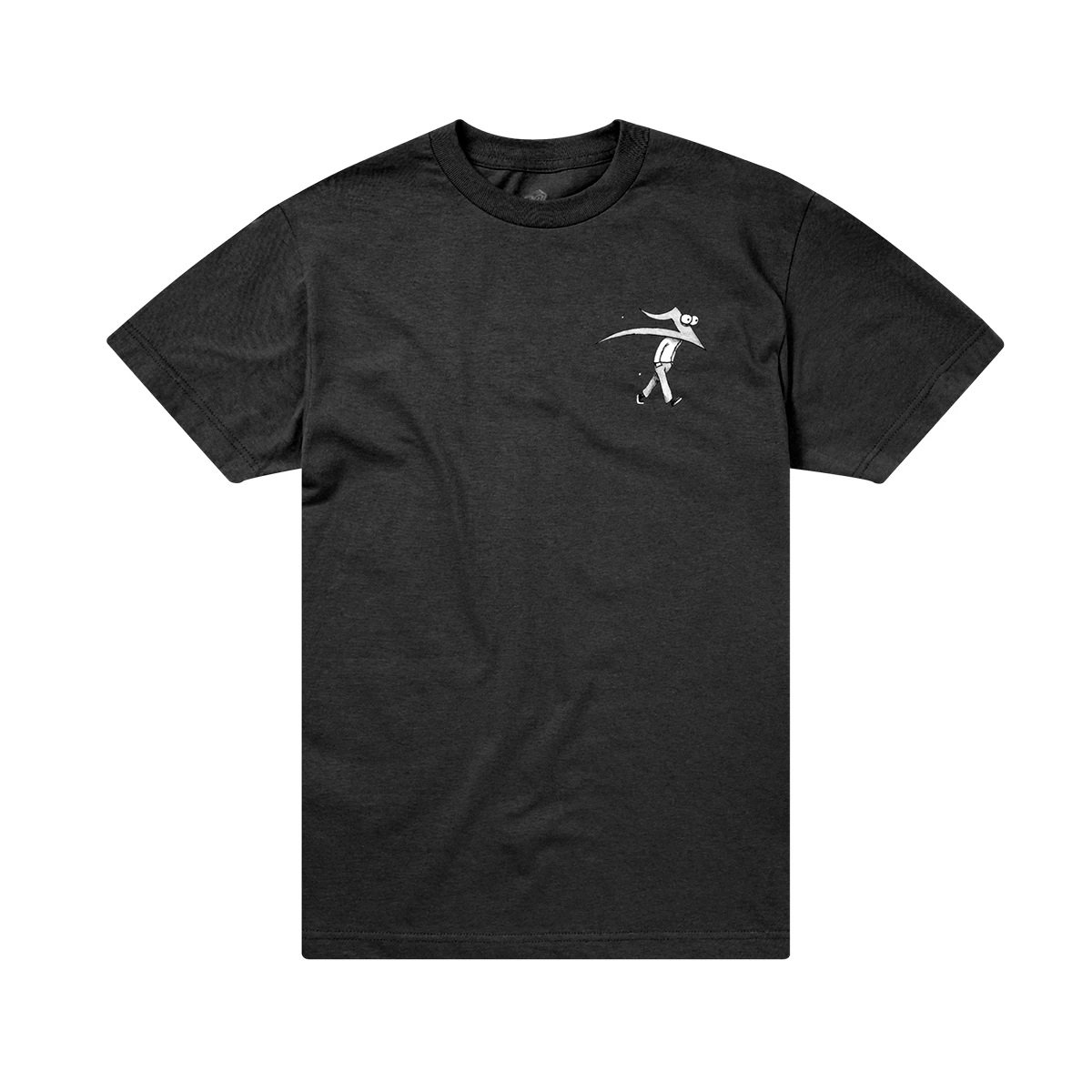 Lakai Guy Tee s/s Black