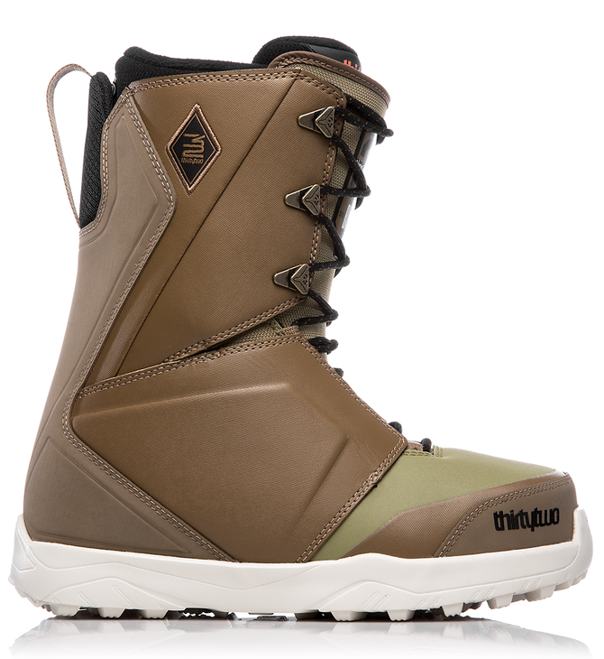 ThirtyTwo Lashed Bradshaw Boots  Brown Green 2019