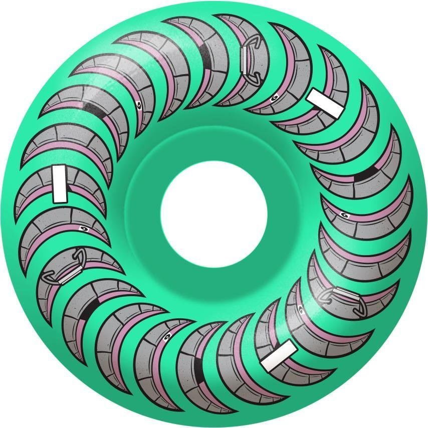Spitfire Formula Four Pro Classic Lance Turquoise 54mm 99a