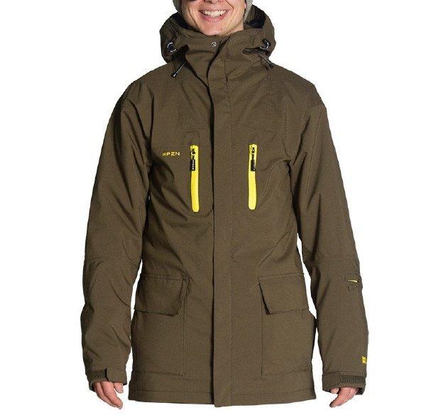 Ripzone Confederation Jacket Combat 2016