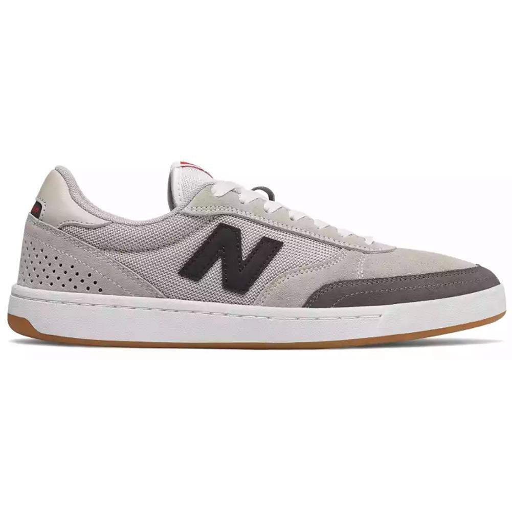 New Balance Numeric 440 Light Grey/ Grey