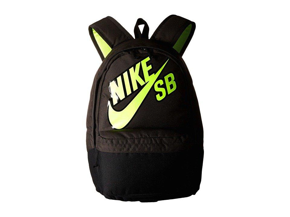 Nike SB Piedmont Backpack Deep Pewter/Black/Volt