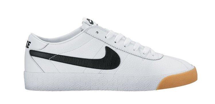 size 40 c4bee 4d1a4 Nike SB Bruin Premium SE summit white black-white