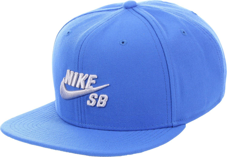 Nike SB Icon Snapback Royal - Grey