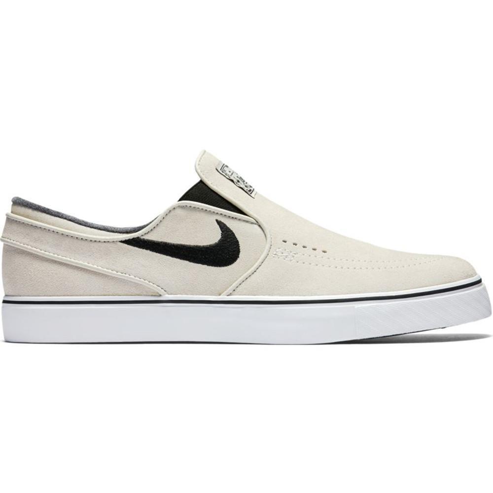 4ff3ffd5eb2230 Nike SB Zoom Stefan Janoski Slip-On light bone white black