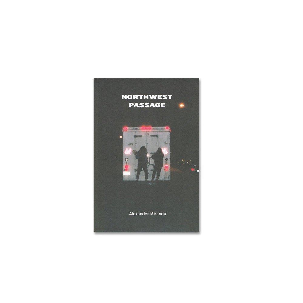 Northwest Passage Phot book by Alexander Miranda