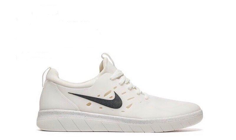 Nike SB Nyjah Free Summit White / Anthracite