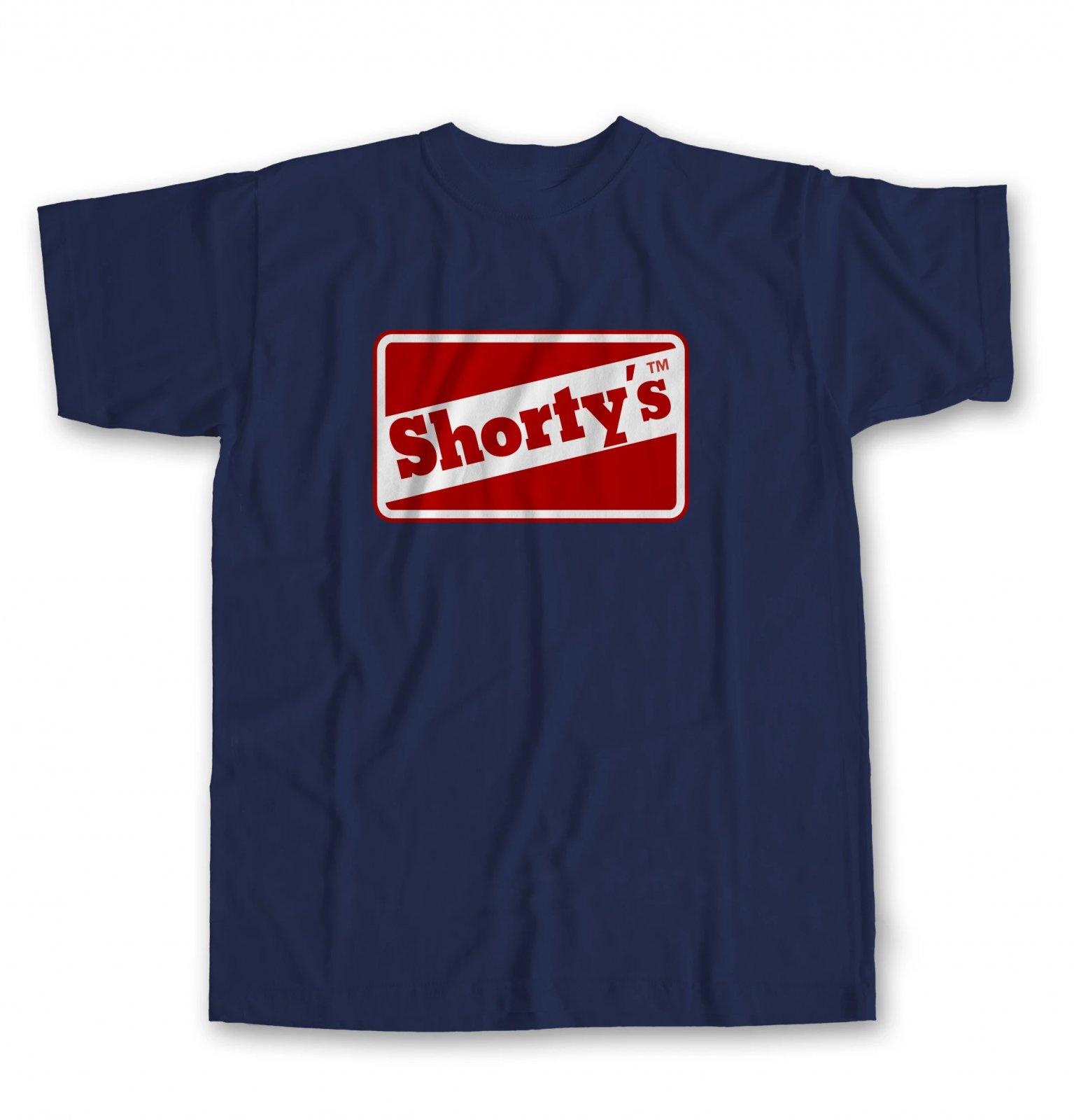 Shorty's OG Logo s/s t shirt navy