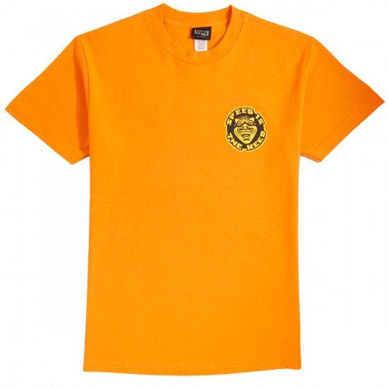 Oj Speed is the Need s/s t-shirt Orange