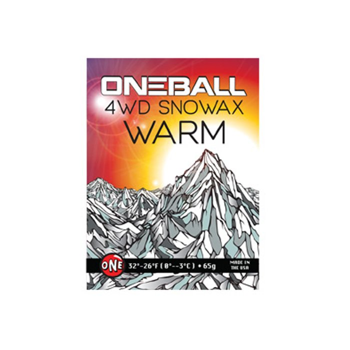 One Ball Jay 4wd Warm