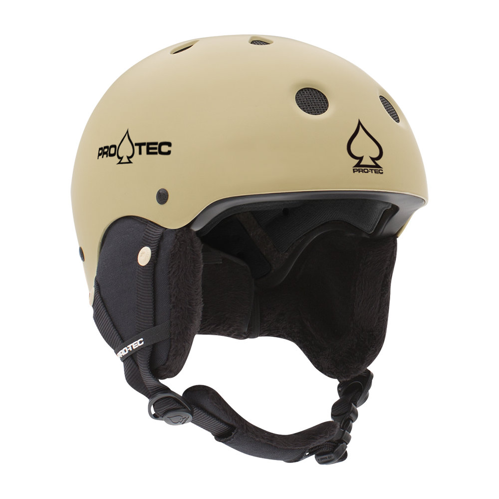 Pro-Tec Classic Certified Snow Helmet Sand