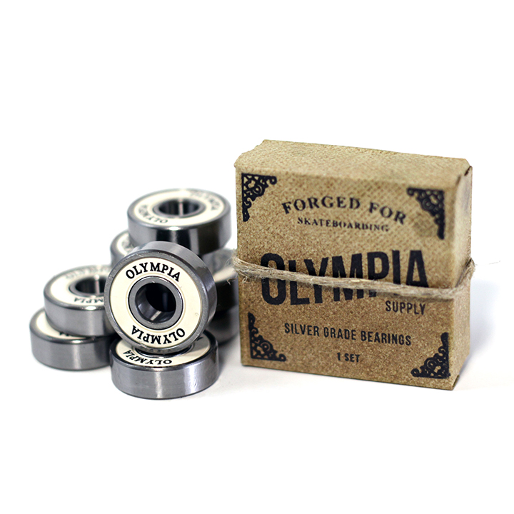 Olympia Supply Silver Standard bearings