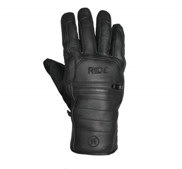 Ride Range Gloves Black 2019