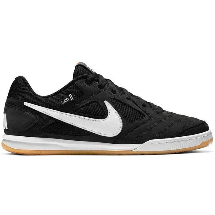 Nike SB Gato ISO Black/White/Black (Orange Label)