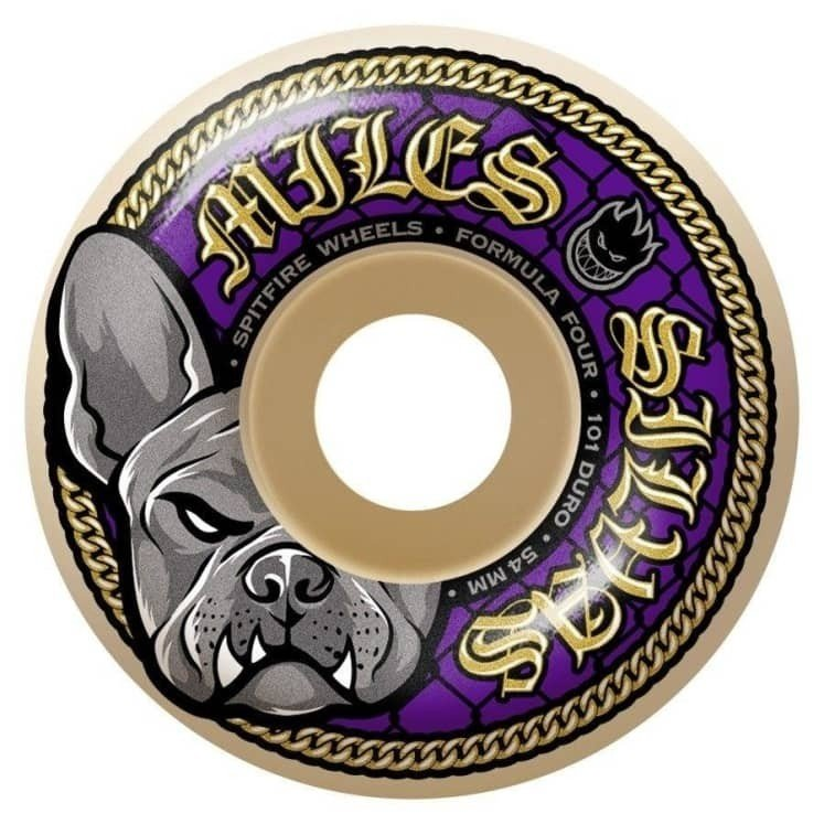Spitfire Classic Miles 52mm 101a