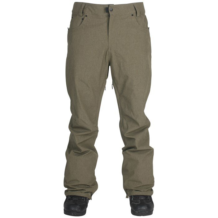 Ride Madrona 10k Pants Military Melange 2020