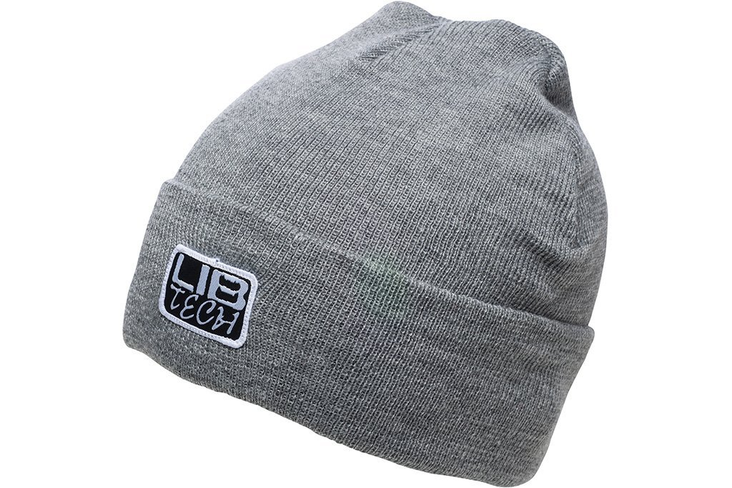 Lib Tech Rider Beanie Grey