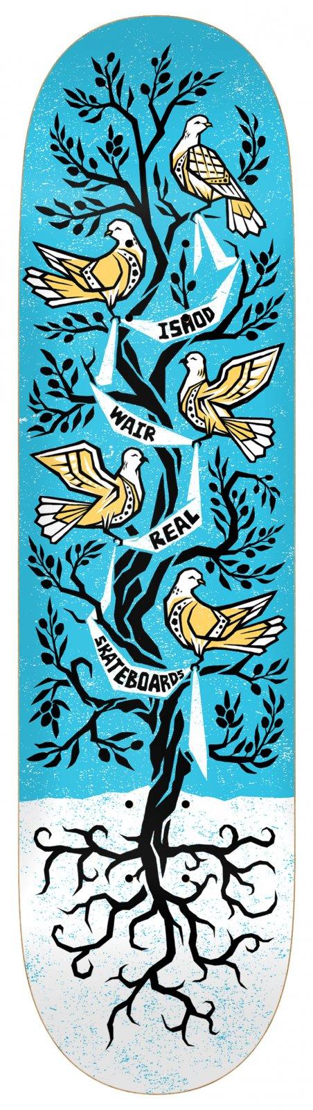 Real Ishod Peace Tree 8.38 x 32.25