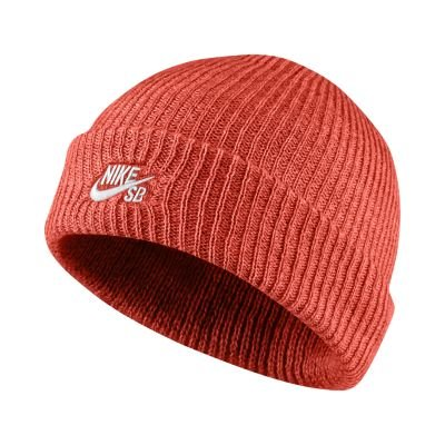 NIKE SB FISHERMAN BEANIE Red c492c65c01e