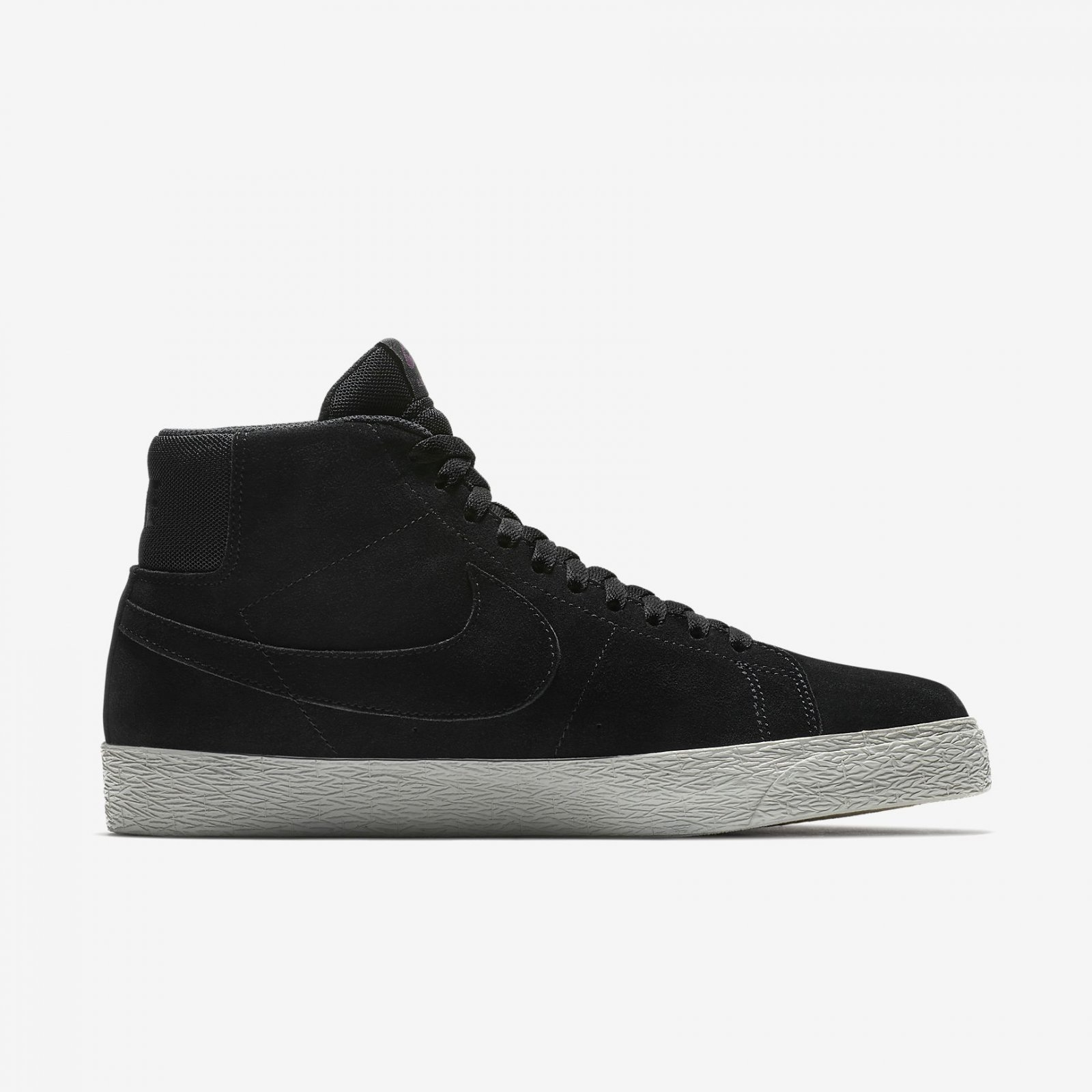00f983efd01a1 Nike SB Blazer Zoom Mid Decon black pro purple