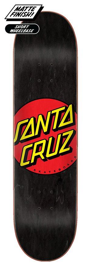 Santa Cruz 8.25in x 31.83in Classic Dot
