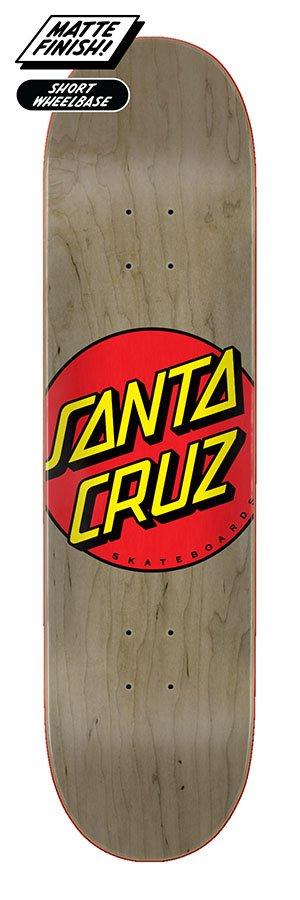 Santa Cruz 8.375in x 31.83in Classic Dot