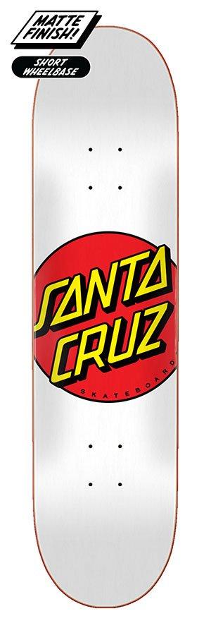Santa Cruz 8.00in x 31.62in Classic Dot
