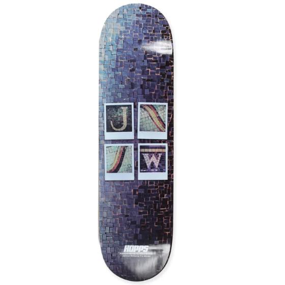 Hopps Jahmal Williams Brandi Polaroid 8.25 x 32