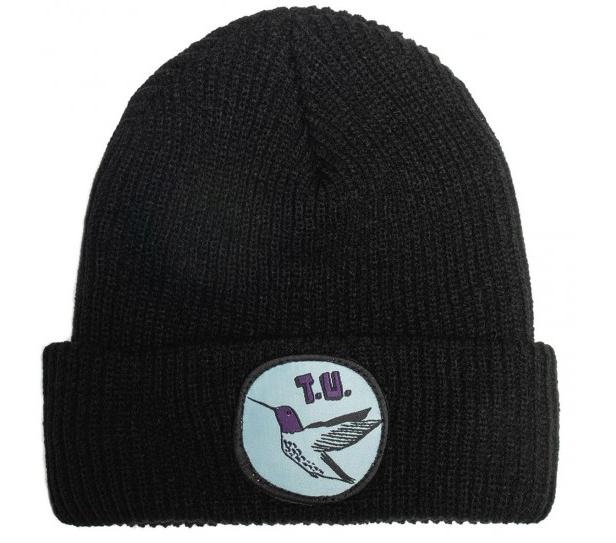 Transportation Unit Humming Bird Beanie Black/Blue
