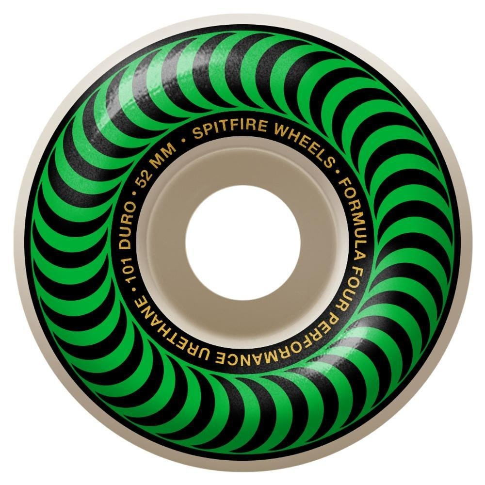 Spitfire Formula Four Classic Green 52mm 101a