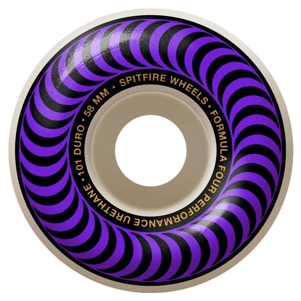 Spitfire Formula Four Classic Purple/ Bronze 101a 58mm