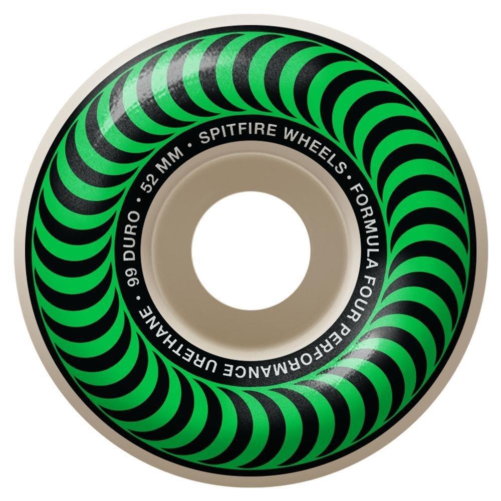 Spitfire Formula Four Classic Green 52mm 99a