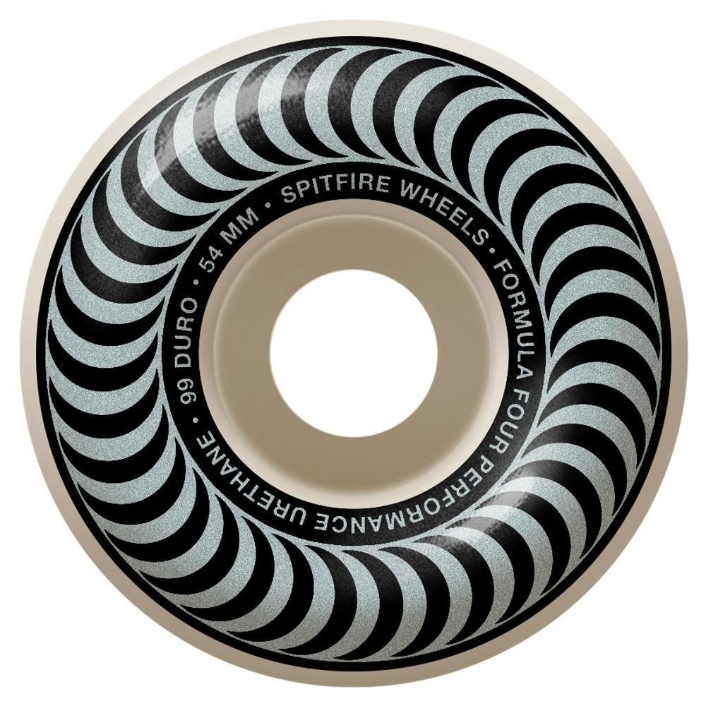 Spitfire Formula Four Classic silver 54mm 99a