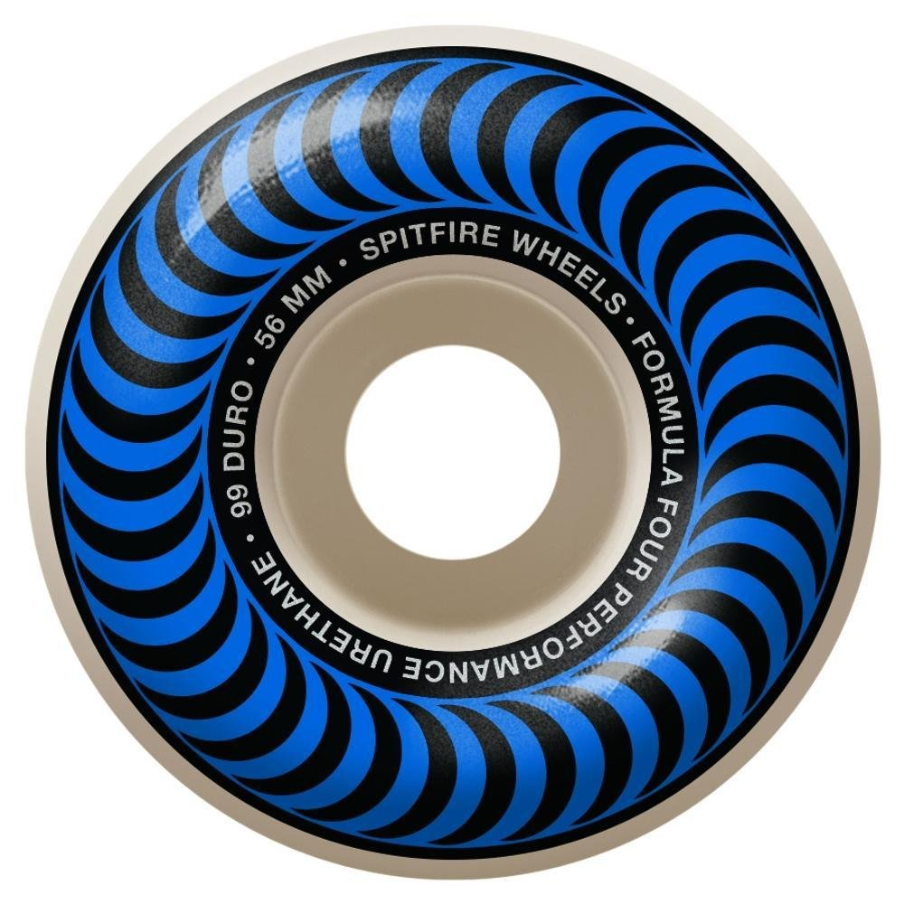 Spitfire Formula Four Classic blue 56mm 99a