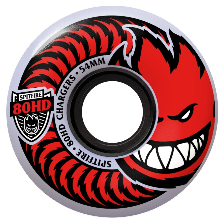 Spitfire 80hd Charger Classic Clear 54mm
