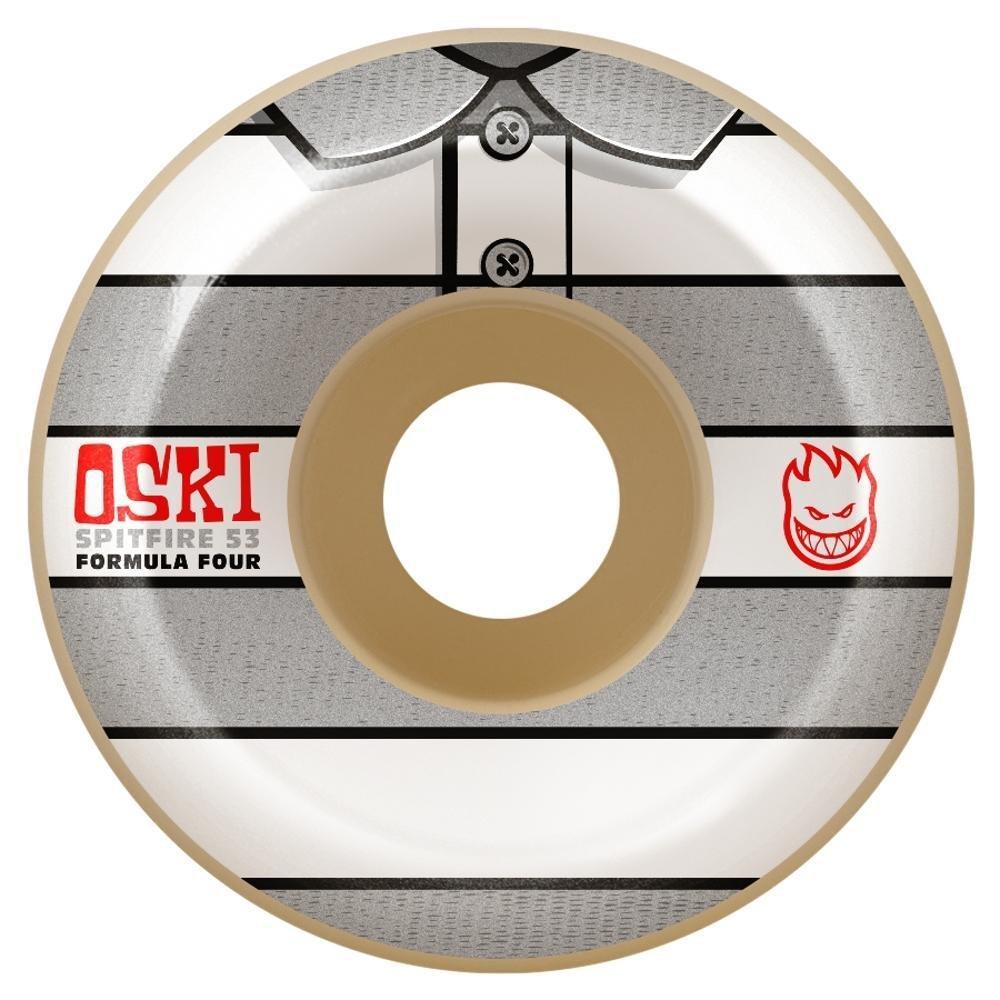 Spitfire Formula Four Oski Stripes Conical 53mm 99a