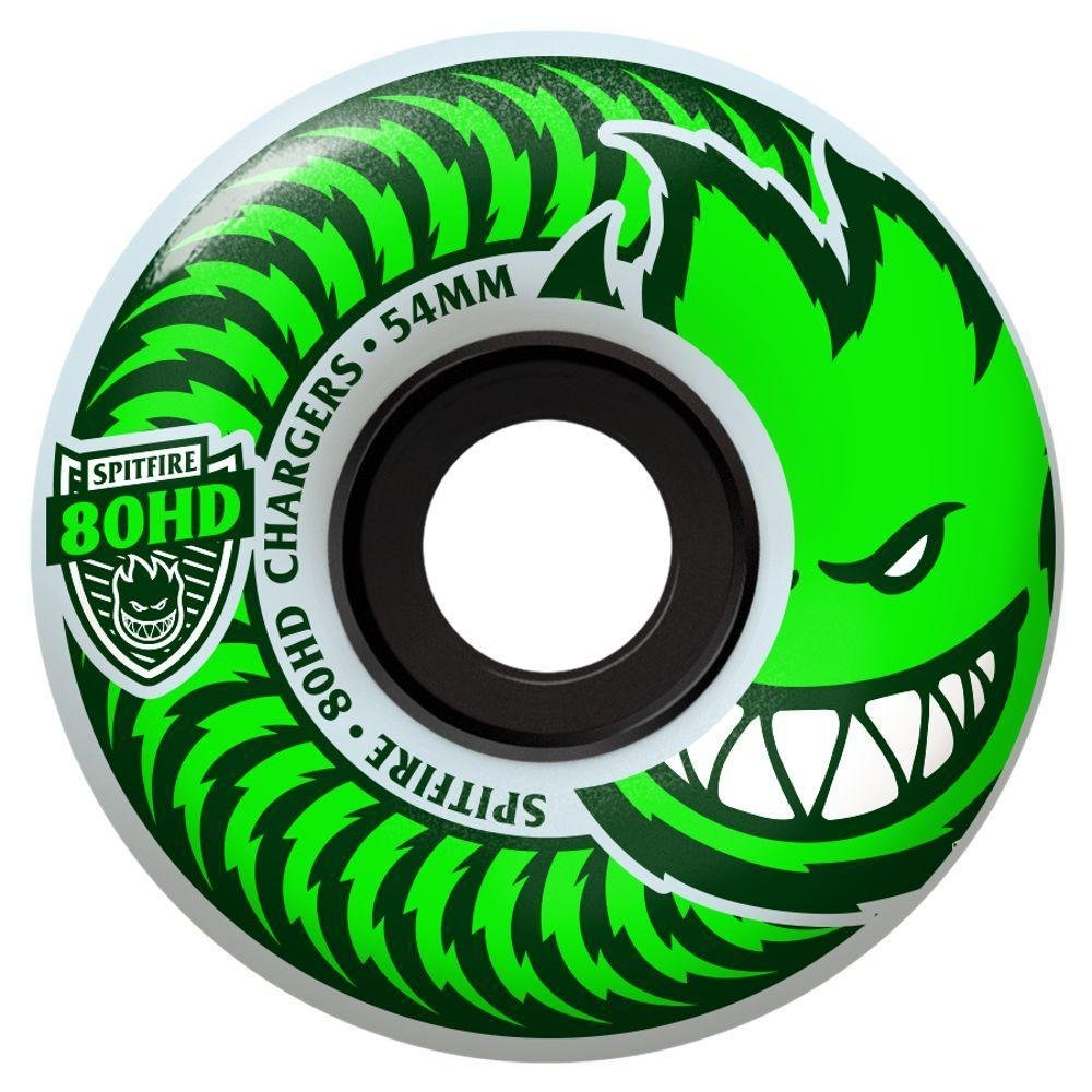 Spitfire 80hd Charger Clear 56mm