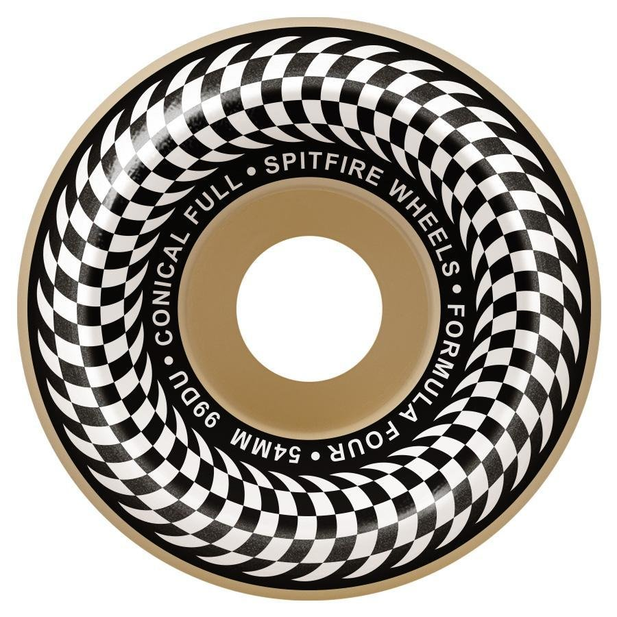 Spitfire Formula Four Conical Full check 54mm 99a