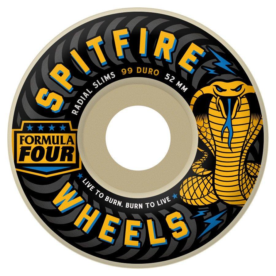 Spitfire Formula Four Radial Slim 99a