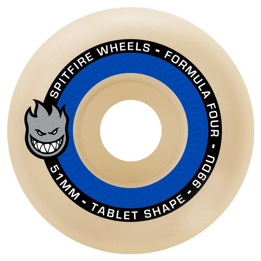 Spitfire Formula Four Tablet 51mm 99a